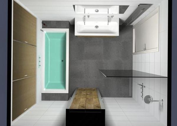 Kleine Praktische Badkamer : Badkamermeubel bouwgids