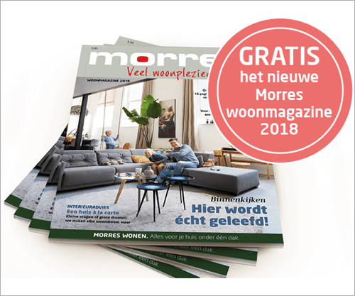 Morres woonmagazine 2018