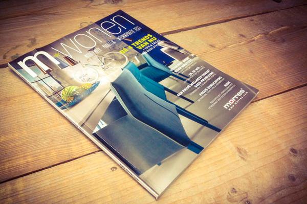 Ontvang het gratis Morres magazine