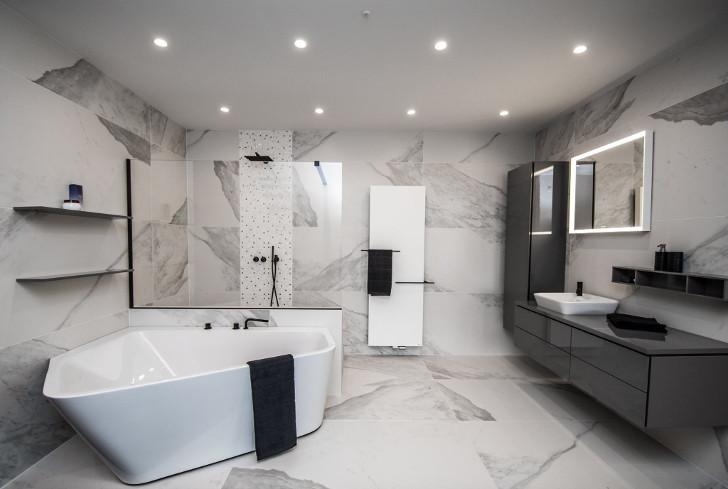 Geen badkamer is compleet zonder regendouche