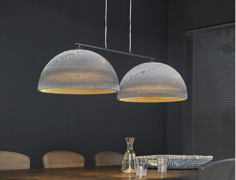 Hoe kan ik een hanglamp ophangen?