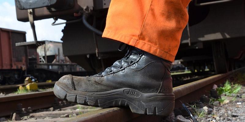 Werkvloer schoenen