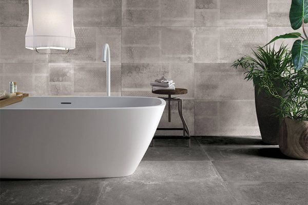 Tegels zetten badkamer