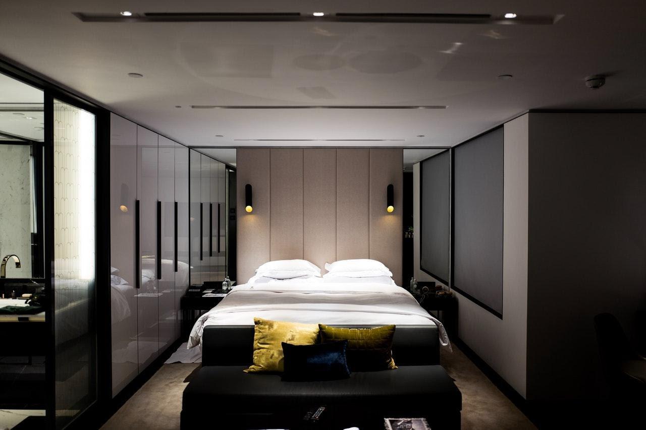 De juiste verlichting in de slaapkamer