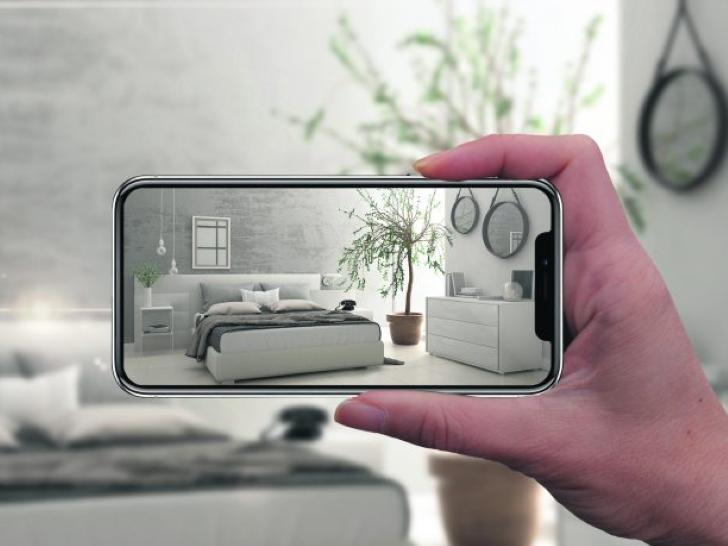 Gratis apps om je interieur mee in te richten