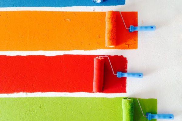 Kleur accenten met sikkens muurverf